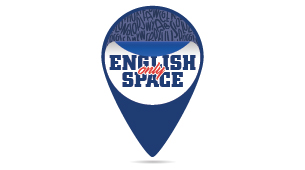 ENGLISH ONLY SPACE